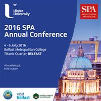 Projecte Salut Comunitària a SPA conference