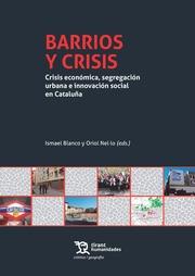 Publicació Barrios y Crisis
