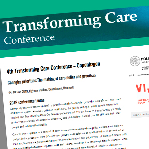 Transforming Care Conference