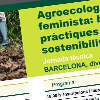 Jornada Agroecologia i feminisme