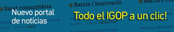 Portal noticias IGOP