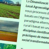 Postgrau Dinamització Local Agroecològica
