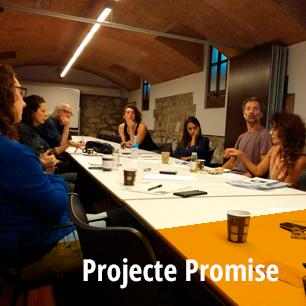 Projecte Promise Palau Macaya 2018