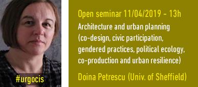 Doina Petrescu #urgocis