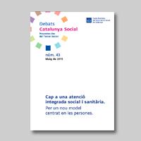 Cap a una atenció integrada social i sanitaria