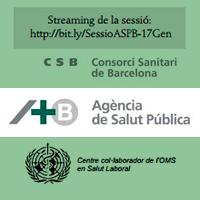 Sessió Agencia Salut Pública