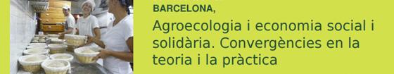 Agroecologia i economia social