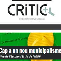 Blog IGOP en col·laboració amb Crític