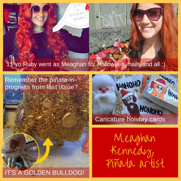 Meaghan Kennedy: Piñata Artist