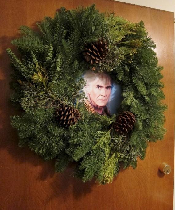 Wreath of Khan