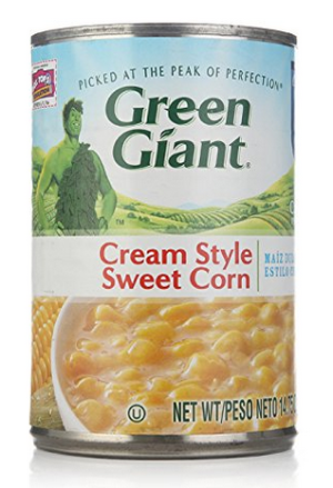 Cream Style Sweet Corn