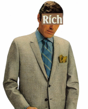 Rich collage by dadadreams