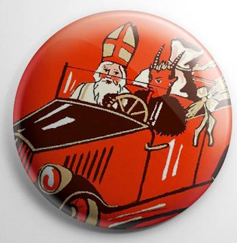 St. Nicolas and Krampus