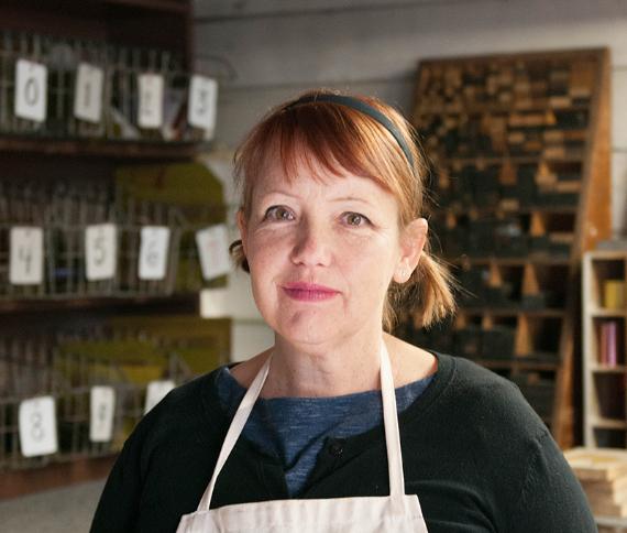 Milkfed Press' Victoria Heifner