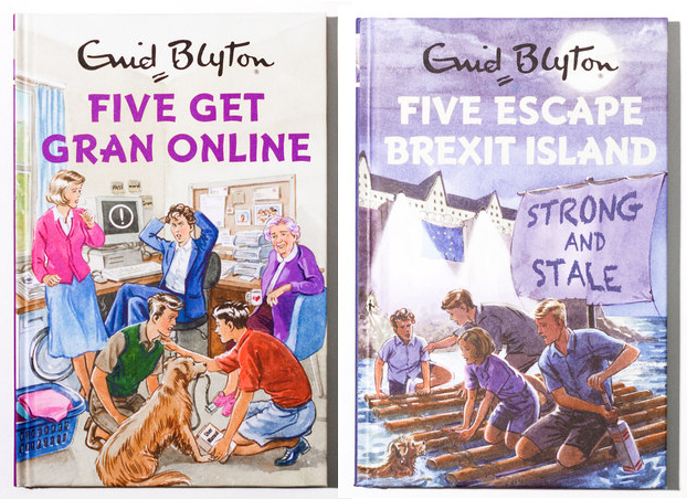 Enid Blyton for Grown ups