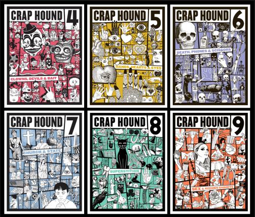 Crap Hound by Sean Tejaratchi