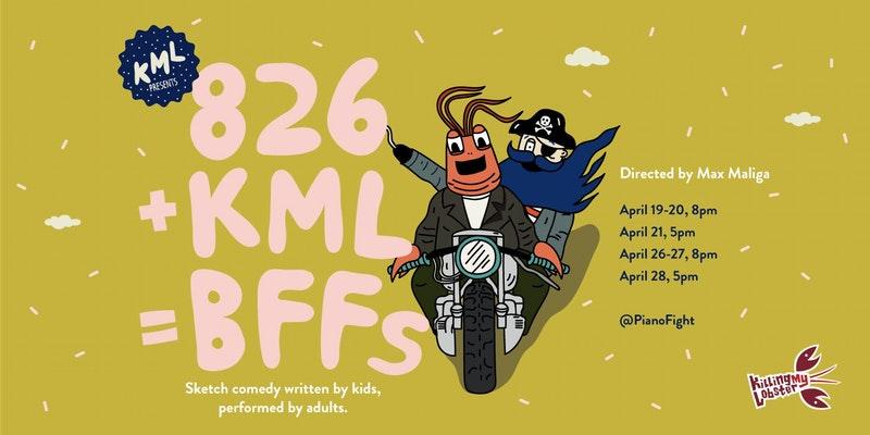 826 + KML = BFFS