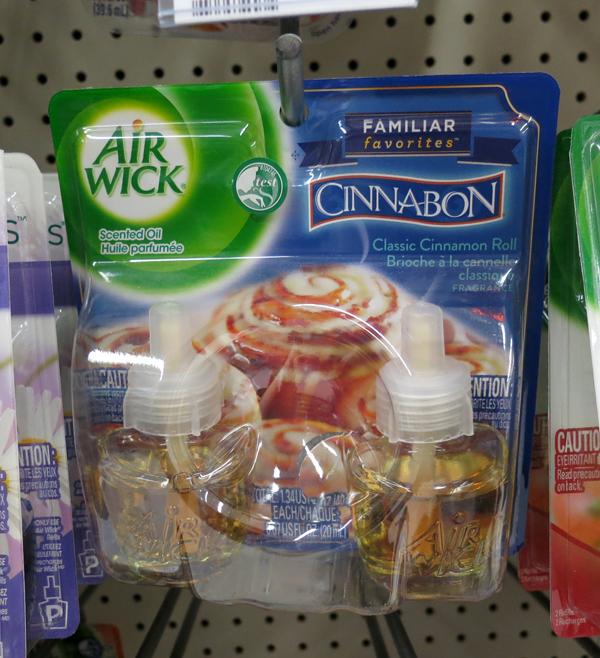 Cinnabon Air Wick