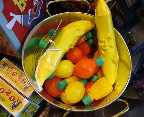 Photo by Rusty Blazenhoff, taken at Powell's Sweet Shoppe in Berkeley, CA