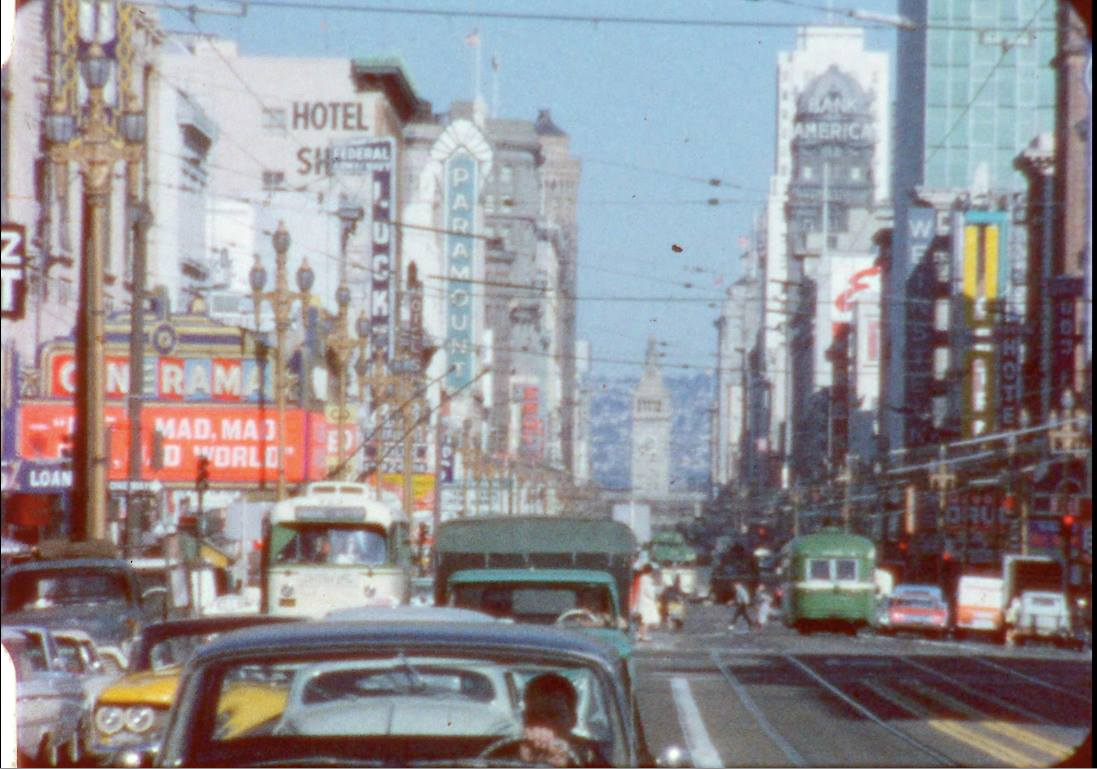 Rick Prelinger's Lost Landscapes of San Francisco