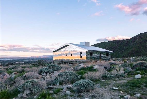 Desert X 2017: photo by Lance Gerber