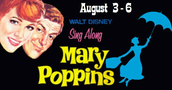 Sing along Mary Poppins at the Castro Theatre