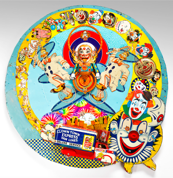 Life Cycle of Clowns by Dave Yoas