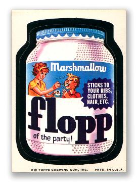 Marshmallow FLOPP