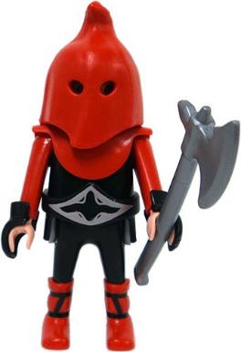 Playmobil executioner