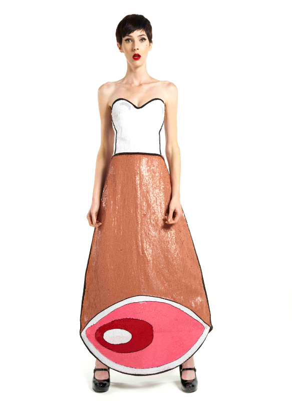 Meat Dress by The Rodnick Band