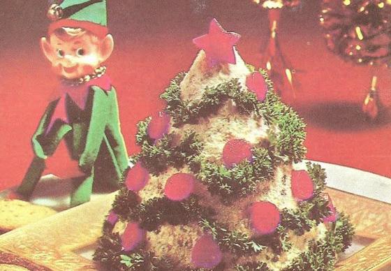 Mid-Century Holiday Potluck Extravaganza