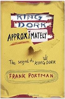 King Dork Approximately by Frank Portman