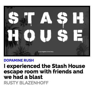 Stash House on Boing Boing