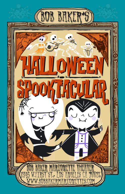 Halloween Spooktacular at Bob Baker's Marionette Theater