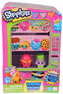 Shopkins Vending Machine toy