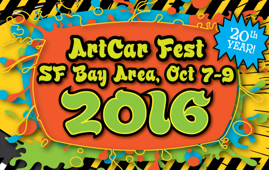 20th Anniversary of ArtCar Fest