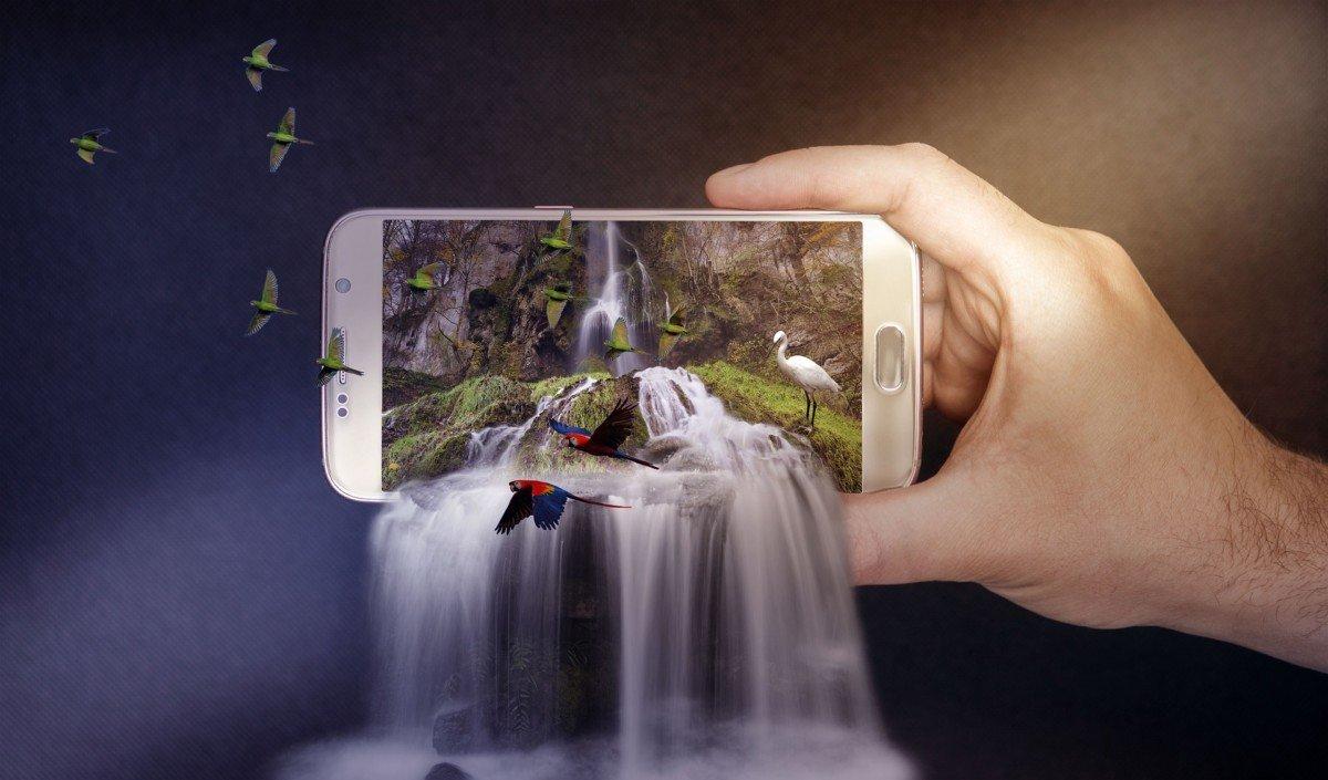 3D fotky na Facebooku