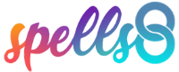 Spells8 logo