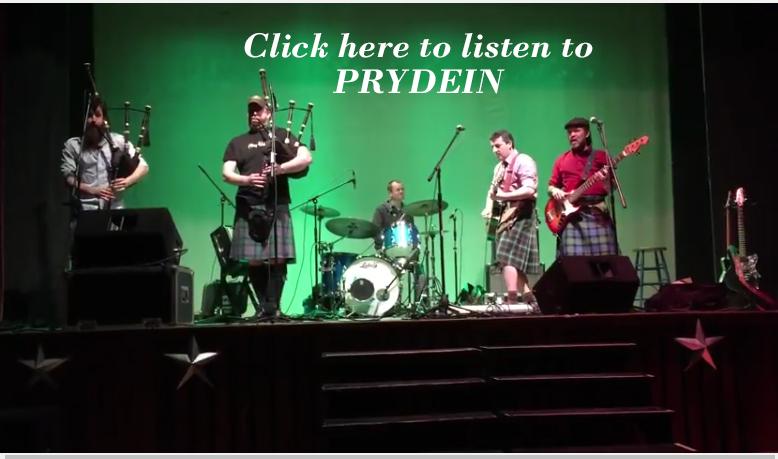Prydein at the Vergennes Opera House