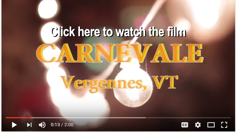 Carnevale Vergennes 2016
