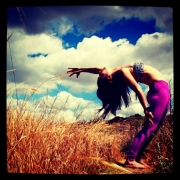 Yoga Outside!