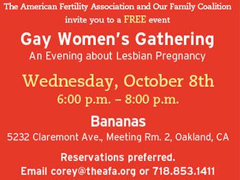 Gay Women's Gathering
