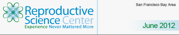 Reproductive Science Center - June 2012
