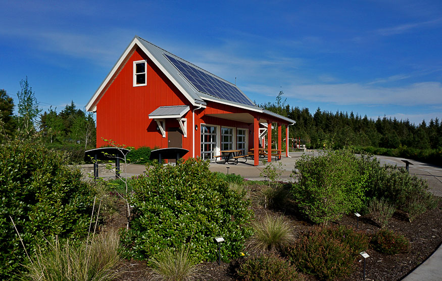 Cooper Mountain Nature Center