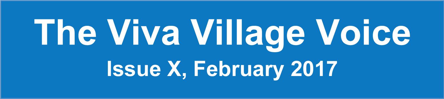 Viva Village Voice ed. #9