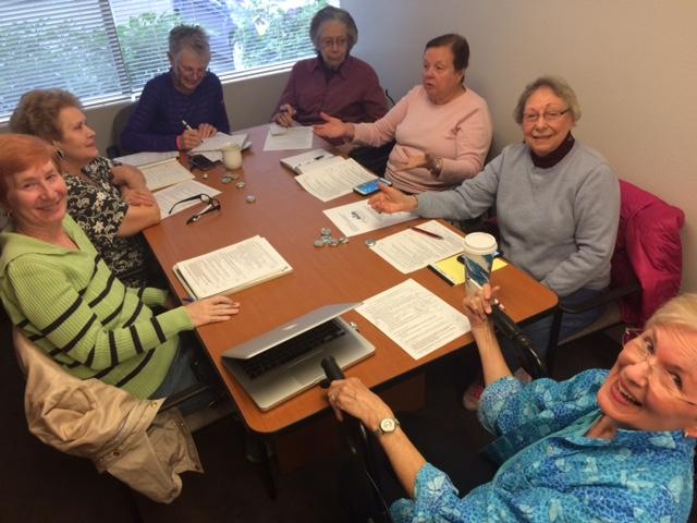 Village team meeting