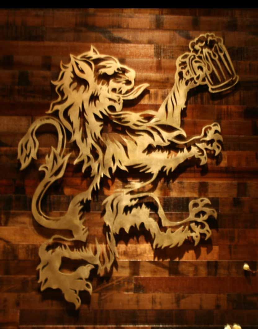 Thirsty Lion restaurant