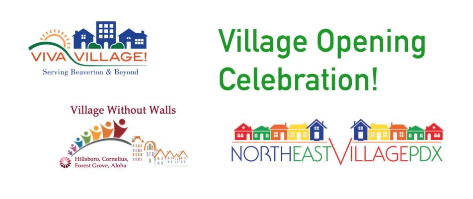 Village Opening Celebration