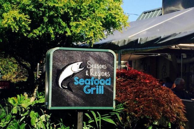 Seasons Regions Restaurant