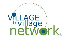 Village to Village Network logo